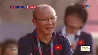 Highlight U22 Việt Nam vs U22 Thái Lan - Màn ngược dòng kịch tính tiễn Thái Lan về nước