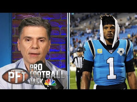 Panthers should be worried about Cam Newton   Pro Football Talk   NBC Sports