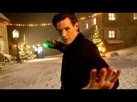 DOCTOR WHO Christmas 2013 Trailer: THE TIME OF THE DOCTOR on BBC America