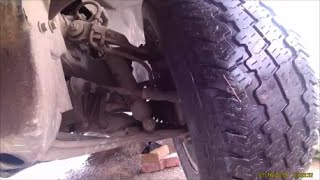 how to check ball joints