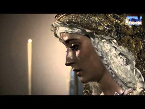 Besamanos Virgen de la Purísima Concepción de Alcosa