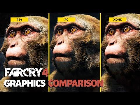 Baixar Far Cry 4 - Graphics Comparison
