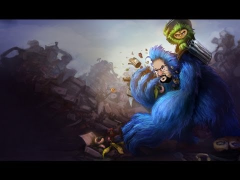 League Of Legends - Más Peludo Que Nunu (25-jun) - DIRECTO - - Smashpipe Games