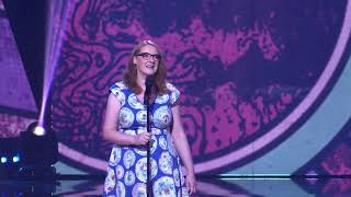 Sarah Millican performs at the Just For Laughs Festival