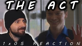 REACTION ► The Act ► 1x05 - Plan B