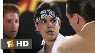 The Karate Kid Part III - Now the Real Pain Begins Scene (9/10) | Movieclips