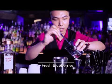 Best Bartender cocktail at Woobar by Calvin Au Yeung