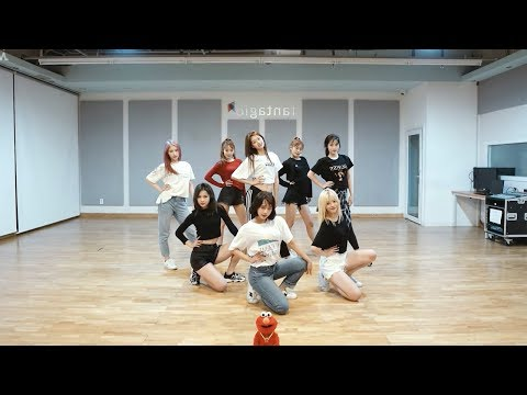 Weki Meki (위키미키) - Crush Dance Practice (Mirrored)