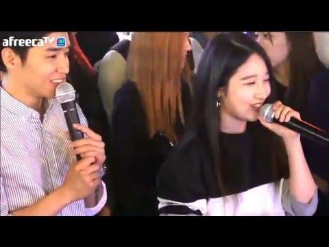 160514 Yuna Kim (유나킴) on afreecaTV