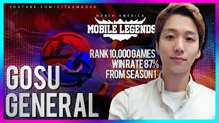 [Mobile Legends] To be God Marksman in 2019