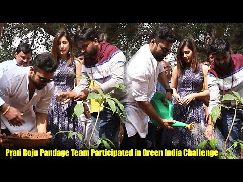 Prati-Roju-Pandage-Team-Participated-in-Green-India-Challenge