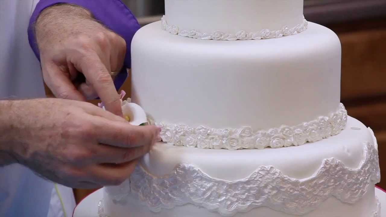 how to make your own wedding cake stand how to make your own wedding cake part 2 of 2 16082