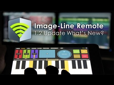 Image-Line Remote   1.2 Update What's New?