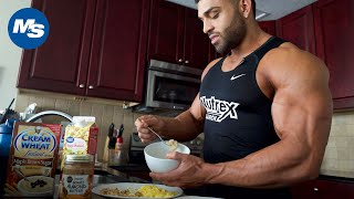 What Physique Pros Eat for Breakfast | Gerardo Gabriel's Quick & Easy Breakfast
