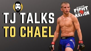 T.J. Dillashaw Opens Up About EPO Use | SiriusXM | Luke Thomas