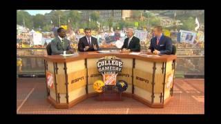 The WVU ESPN Gameday Experience vs. LSU