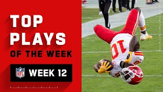 Top Plays from Week 12 | NFL 2020 Highlights