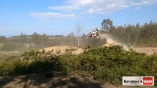 Atvs extreme jumping