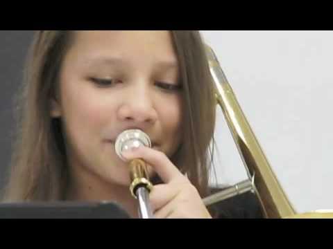 Trombone Solo Ensemble 2011