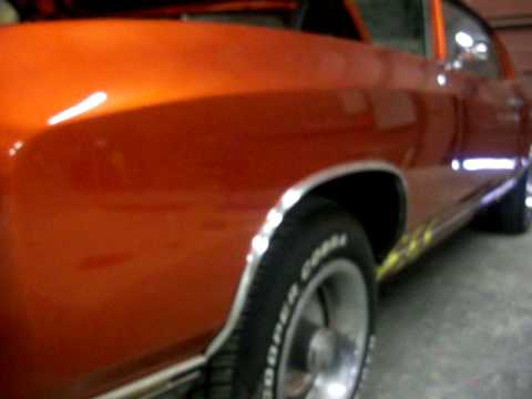 Kandy Paint Candy Paint 71 Chevy Monte Carlo Kandy