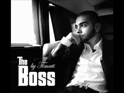 Тимати (The Boss) - Bossa