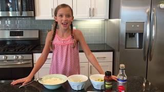 Kid Size Cooking- Vegan Deconstructed Sushi Bowl