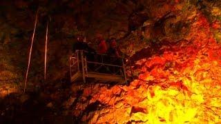 Explore The INSIDE of a Volcano