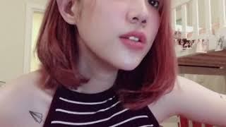 MƯỢN RƯỢU TỎ TÌNH ( BIGDADDY x EMILY)- Acoustic cover by LyLy