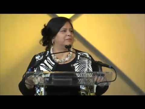 Lt. Col. (Ret.) Consuelo Castillo Kickbusch - YouTube