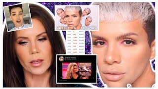 Tati ENDS Gabriel Zamora + James Charles is Not Bothered *Snapchat Footage*