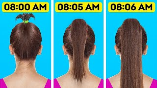 STUNNING Hairstyles And Hair Hacks Compilation