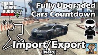 Fastest Import/Export DLC Vehicles (Nero) - Best Fully Upgraded Cars In GTA Online