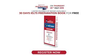 30 Days IELTS Pratice Book (The Next Australian Education Fair 2019).
