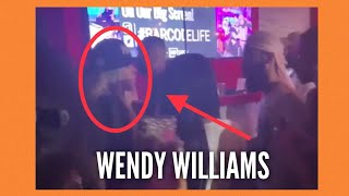Wendy Williams Denied Entrance To 50 Cent Tycoon Pool Party 😂