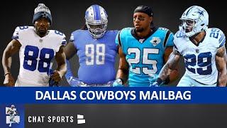 Cowboys Rumors Mailbag: Brandon Carr, Dez Bryant, Damon Harrison, Cameron Brate Trade & Earl Thomas