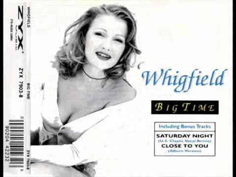 Whigfield ‎- Big Time (M.B.R.G. remix)