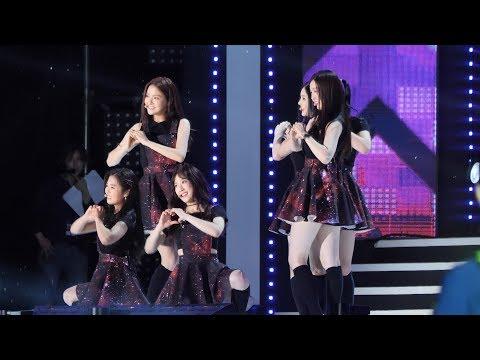170729 피오피 (P.O.P) 애타게 GET하게 (Catch You) 진주 창사 20주년 서경방송 Jump Concert 더쇼 공연 직캠
