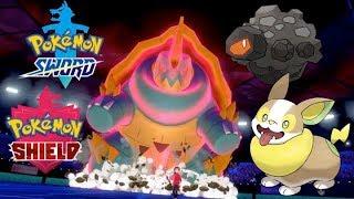 Gigantamaxing: the New Mega Evolution? New Galar Pokémon Sword and Shield!