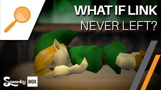 Ocarina of Time - What if Link never left Kokiri Forest?   SwankyBox