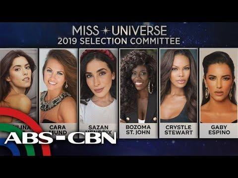 KILALANIN: Mga hurado sa Miss Universe 2019 | Bandila