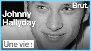 Une vie : Johnny Hallyday