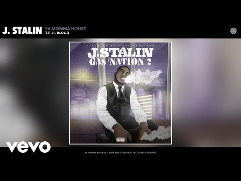 J. Stalin - Ya Momma House (Audio) ft. Lil Blood