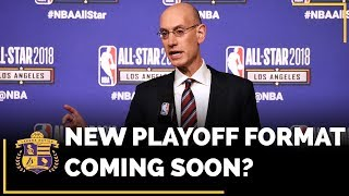 Could The NBA Move To A New Playoff Format?