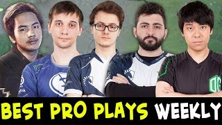 Best PRO plays of the week #22 — Arteezy, Miracle, Ana