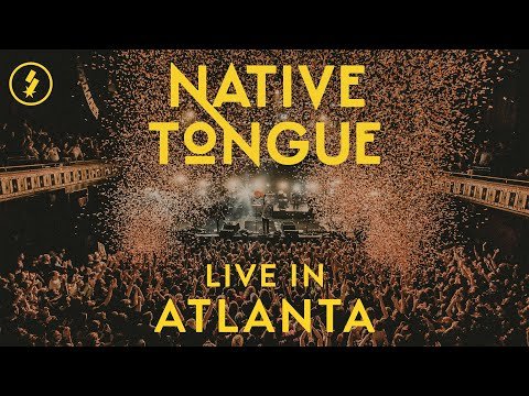 SWITCHFOOT - NATIVE TONGUE -  Live In Atlanta