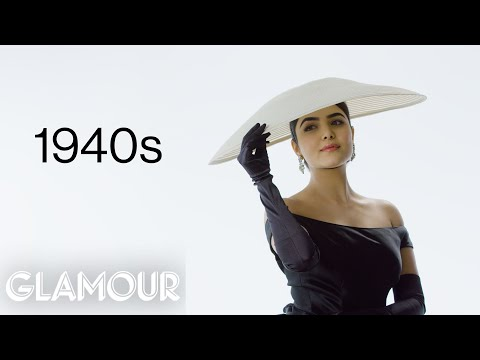 100 Years of French Fashion   Glamour
