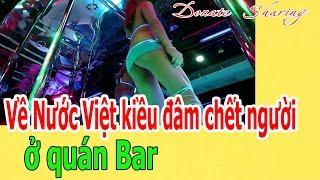 Về n.ước Việt kiều đ.â.m ch.ế.t ng.ư.ờ.i ở quán Bar