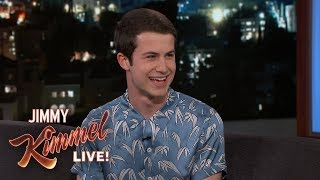 Dylan Minnette on 13 Reasons Why, High School & Looking Like Jimmy Kimmel