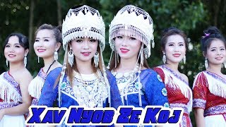 Maiv thoj & Sua yaj -Xav nyob ze koj (Official Music Video) 2018-19