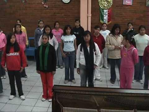 Sec 36 Caminito de Belén Villancicos Ensayo 2006